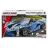 Meccano - 6038187 - Jeu de Construction - Voiture de Sport - Modèle Aléatoire