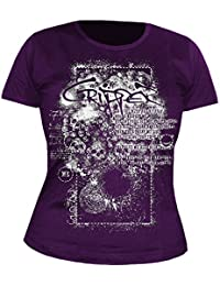 CRIPPER - Seven Inches - purple - GIRLIE - Shirt
