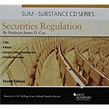 Sum and Substance Audio on Securities Regulation With Summary Supplement