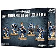 WarHammer 40k Space Marine Veterani della Guardia Risoluta 48-19