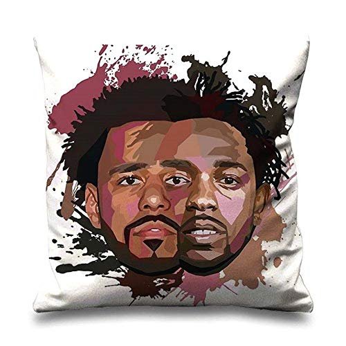 Bedddac Fashion FECAFF Print Throw Pillowcase Zierkissenbezüge Aadffdd Cushion Covers Pillow Case Cover Kissenbezüge 50 * 50 cm [Only Cover,No Insert] (Seat J Cole Car Cover)