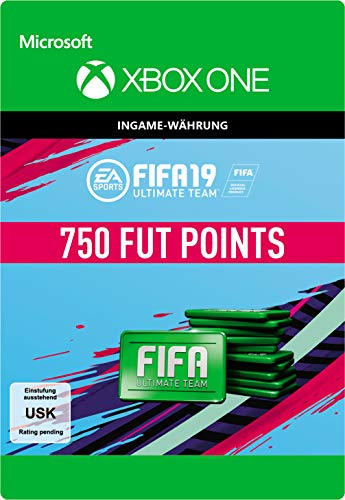 FIFA 19 Ultimate Team - 750 FIFA Points   Xbox One - Download Code