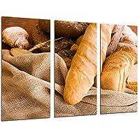 Cuadros Camara Poster Moderno Fotografico Pan, Panaderia, Barra de Pan, Horno Pan,