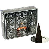 Räucherkegel Satya Super Hit Dhoop Cones 1 Schachteln mit Halter Duft Aroma Großpackung Vorrat preisvergleich bei billige-tabletten.eu