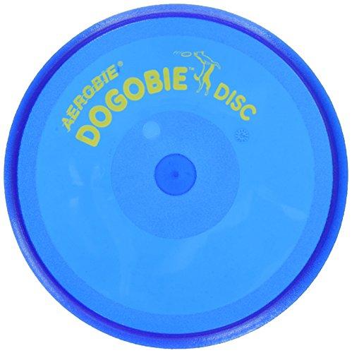 Aerobie 801011 Dogobie Dog Frisbee Blu