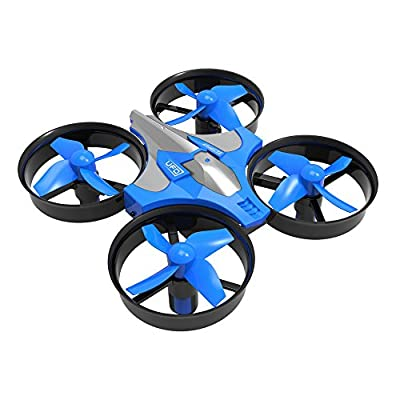 Bluester Mini 6 Axis 2.4G 4CH Gyro Headless Altitude Hold LED Remote Control RC Quadcopter