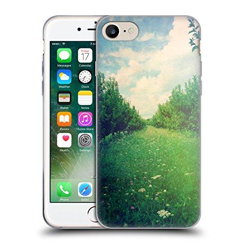 Offizielle Olivia Joy StClaire Obstgarten Natur Soft Gel Hülle für Apple iPhone 7
