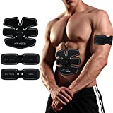 Fitness-Gerät EMS Bauchmuskeln Training Muskelstimulation AB Abnehmen Bauchtrainer Abdominale Massagegerät