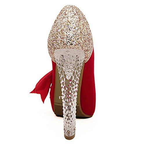 Azbro, Sandali donna Rosso