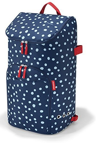 reisenthel citycruiser bag 34 x 60 x 24 cm spots navy