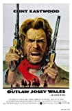 The Outlaw Josey Wales - Clint Eastwood - Movie Wall Art
