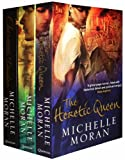 Michelle Moran Series 3 Books Set Pack Collection The Heretic Queen