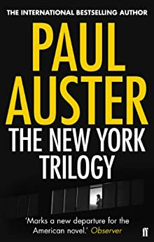 The New York Trilogy by [Auster, Paul]