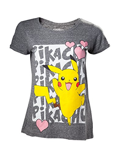 ikachu Love Women's T-Shirt L ()