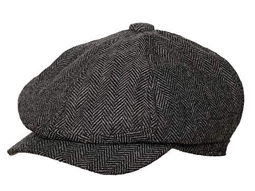 Cebbay Femmes B/érets Couleur Unie Chapeaux Tricot/és Chapeau Hiver Doux Chapeau De Fourrure Lapin Casquette Pratique B/érets Femme