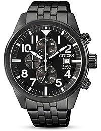 Citizen Chronograph Black Dial Men's Watch-AN3625-58E