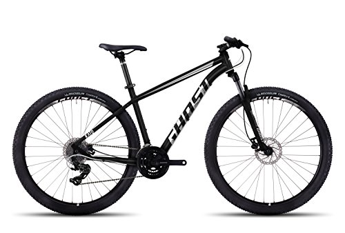 GHOST Kato 1 AL 29 MTB night black/star white 2017