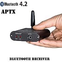nobsound csr64215+ ES9023+ ad823Mini DAC Hi-Fi Lossless Digital ™ Bluetooth Récepteur audio 4.2APT-X suitable for Headphones, Amplifiers and Active Speakers Récepteur Bluetooth