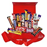 21 x MULTIPACK Chocolate Lovers Assorted Gift Box Bars...