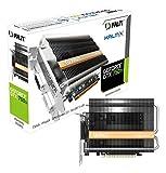 Palit NVIDIA GTX750TI NE5X75T00941H KalmX passiv gekühlt Grafikkarte (PCI-e, 2GB GDDR5-Speicher, 2x DVI, mini-HDMI, 1 GPU)