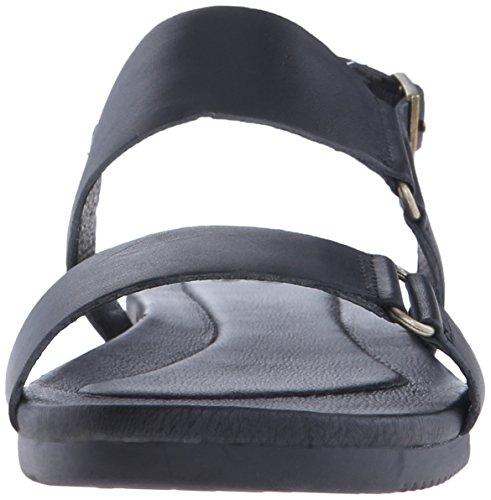Teva Avalina Sandal Leather W's, Sandales de sport femme Noir (Blk)