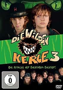 Die wilden Kerle 3 - Die Attacke der biestigen Biester (Einzel-DVD)