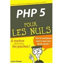 PHP 5 POC PR NULS