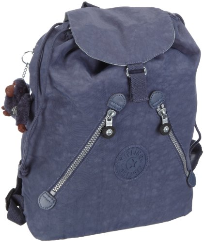 Kipling Women's Fundamental Backpack Eggplant Blue K01374578