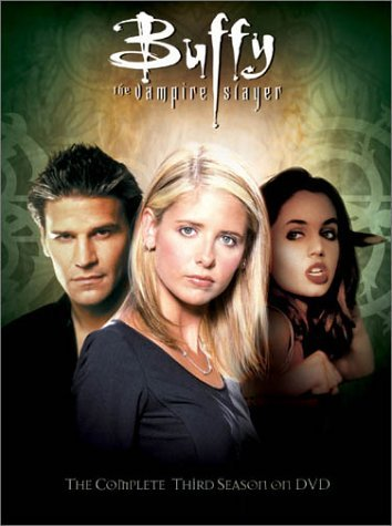 Buffy the Vampire Slayer - The Complete Third Season by Sarah Michelle Gellar