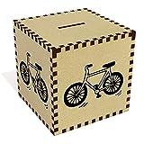 Azeeda Groß 'Pedal-Fahrrad' Sparbüchse / Spardose (MB00056748)