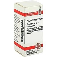 PHYTOLACCA D 8 Globuli 10 g preisvergleich bei billige-tabletten.eu