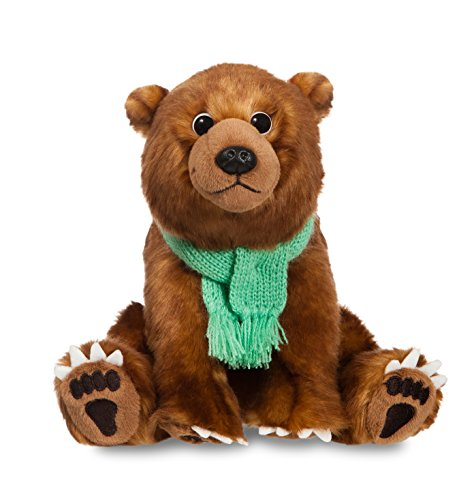 9.5-Inch We're Going on a Bear Hunt Plush Toy