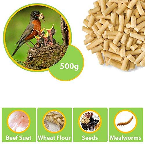 fatbird-suet-pellets-500g-full-of-beef-suet-wheat-flour-seeds-mealworms