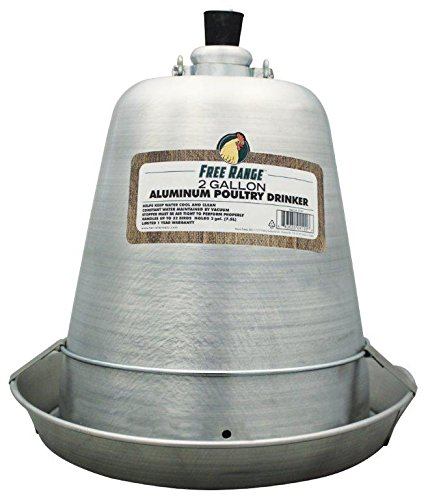 Harris Farms Aluminium Geflügel Trinker 2 gallon