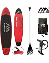 AQUA MARINA, MONSTER, Paddle Board-SET`s, SUP, 330x75x15 cm