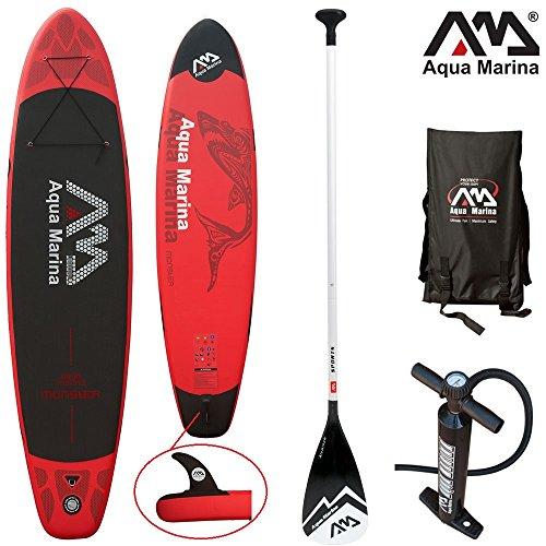 Aqua Marina MONSTER 12'0″ Combo 1 / Stand Up Paddelboar… | 04260452060885
