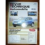 Rta-revue Techniques Automobiles - Qashqai 07- Revue Technique Nissan
