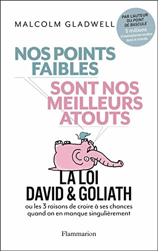 Nos Points Faibles Sont Nos Meilleurs Atouts par Gladwell Malcolm
