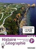 Histoire géographie, enseignement moral et civique 3e cycle 4 : Bimanuel