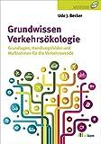 Grundwissen Verkehrsökologie: Grundlagen, Handlungsfelder und Maßnahmen für die Verkehrswende -