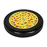 #6: Webby Musical Tyre Fishing Game Toy with 45 Fishes