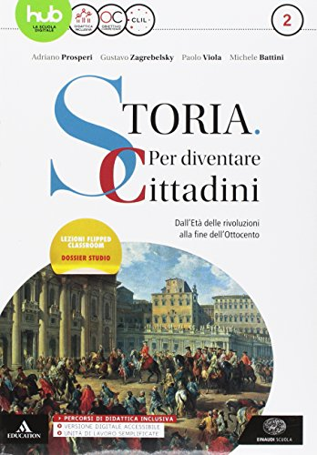 Storia: per diventare cittadini. Per i Licei e gli Ist. magistrali. Con e-book. Con espansione online. Con libro: Atlante geopolitico: 2