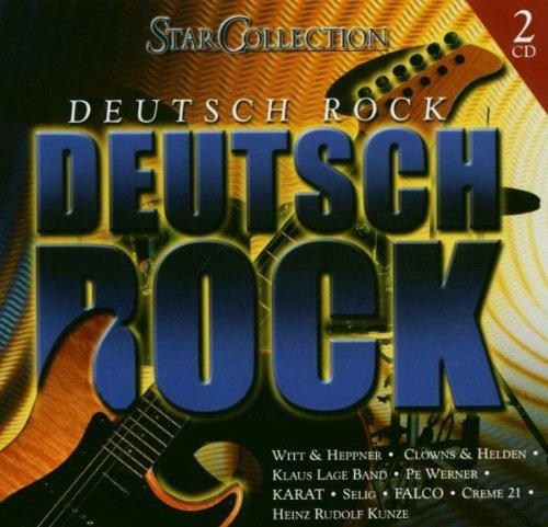 Deutsch Rock Starcollection Clown-band