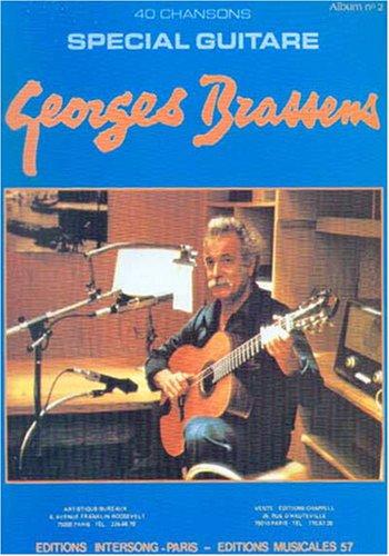 Brassens Georges Special Guitare Album N...
