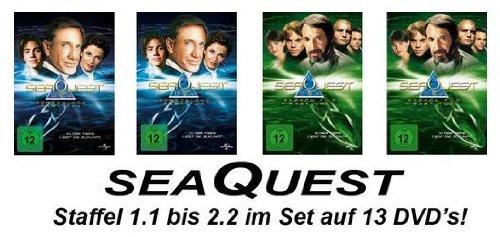 Staffeln 1+2 (13 DVDs)