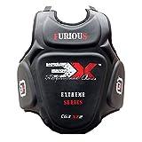 3X Professional Körperschutz Boxen Kampfsport Körperschutzweste Kampfweste Taekwondo Körperpanzer Bauchschut.