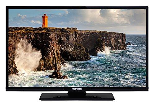 Telefunken XF32D101 81 cm (32 Zoll) Fernseher (Full HD, Triple Tuner)Schwarz Full Hd 32