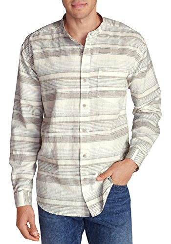Eddie Bauer Herren Regular Fit Freizeithemd 341248 Chrom