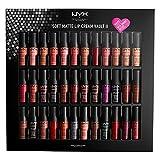 NYX - Liquid Suede Cream Lipstick Vault II