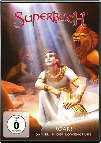 Superbuch: Roar! - Daniel in der Löwengrube